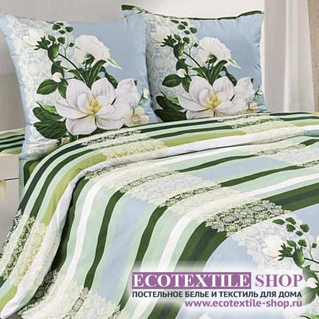 Постельное белье Ecotex Poetica Жасмин (размер семейный)