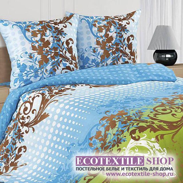 Постельное белье Ecotex Poetica Каскад (размер 2-спальный)