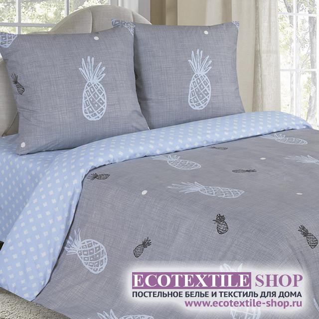 Постельное белье Ecotex Poetica Коста-рика (размер евро)