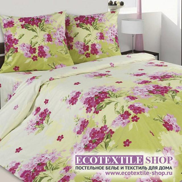 Постельное белье Ecotex Poetica Летний день (размер 2-спальный)