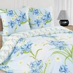 Постельное белье Ecotex Poetica Лира на резинке (размер 2-спальный)