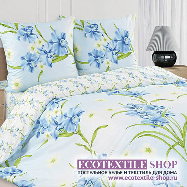 Постельное белье Ecotex Poetica Лира (размер 2-спальный)