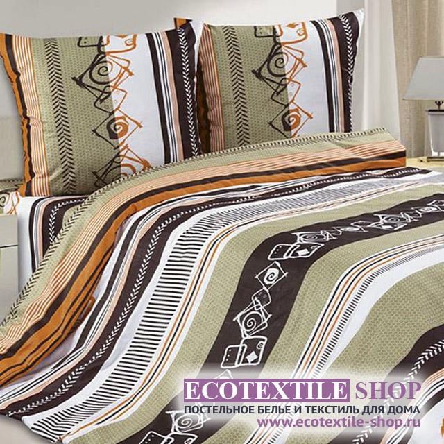 Постельное белье Ecotex Poetica Лофт (размер 1,5-спальный)