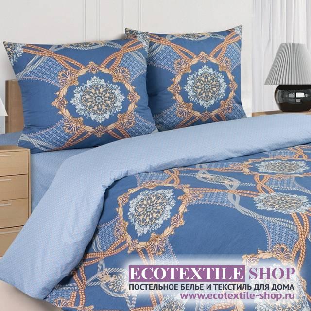 Постельное белье Ecotex Poetica Лорена на резинке (размер евро)