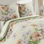 Постельное белье Ecotex Poetica Луговые цветы (размер евро)