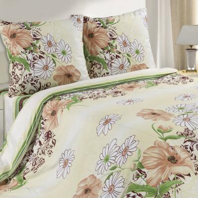Ecotex Poetica Луговые цветы на резинке (размер 2-спальный)