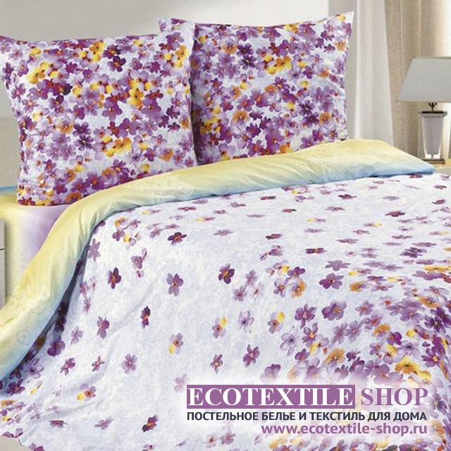 Постельное белье Ecotex Poetica Лютики (размер 2-спальный)