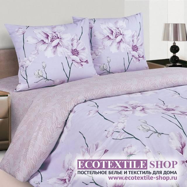 Постельное белье Ecotex Poetica Мадемуазель на резинке (размер евро)