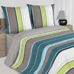 Постельное белье Ecotex Poetica Мармарис (размер 1,5-спальный)