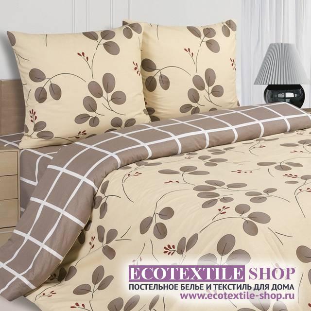 Постельное белье Ecotex Poetica Мегаполис (размер 2-спальный)