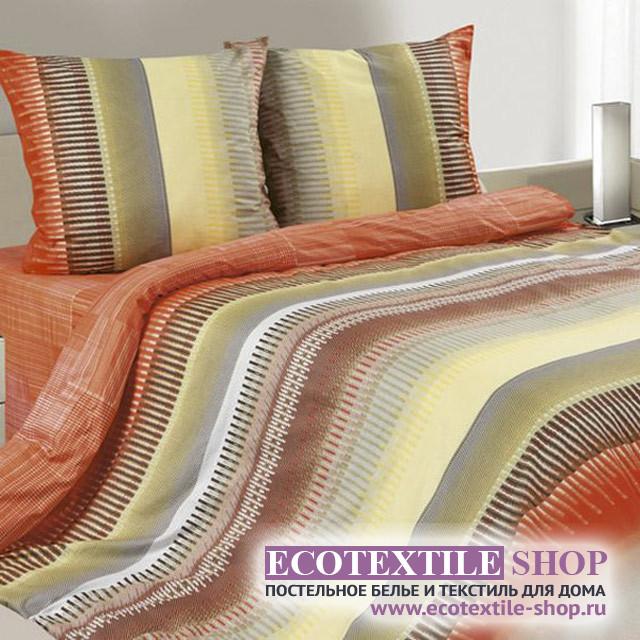 Постельное белье Ecotex Poetica Мексика (размер 2-спальный)