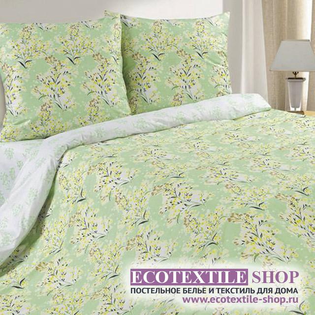 Постельное белье Ecotex Poetica Мимоза (размер 2-спальный)