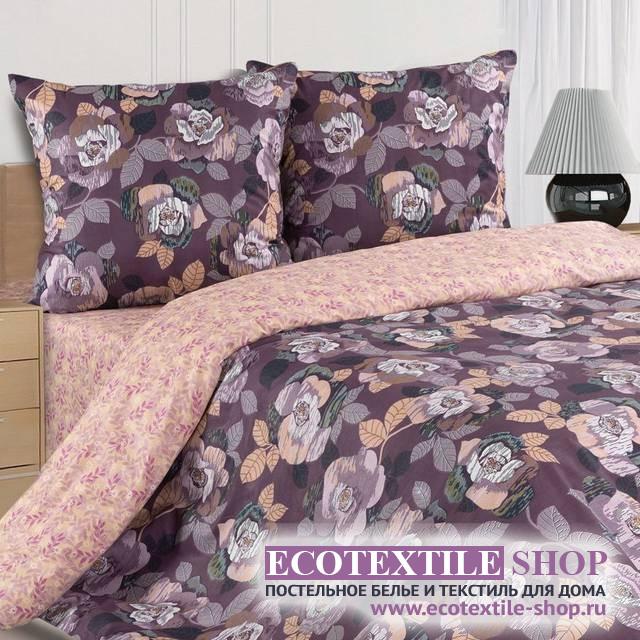 Постельное белье Ecotex Poetica Мисс Роуз (размер 1,5-спальный)