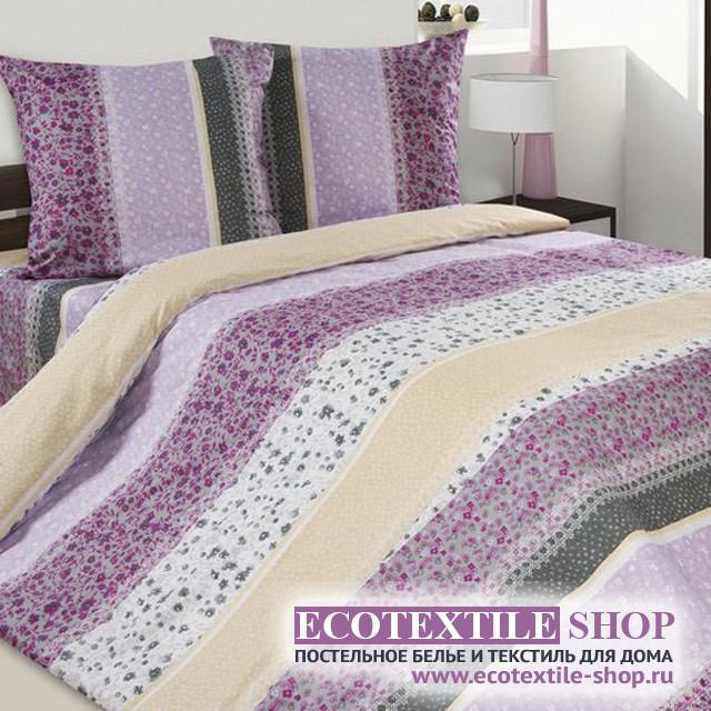 Постельное белье Ecotex Poetica Морошка (размер 2-спальный)