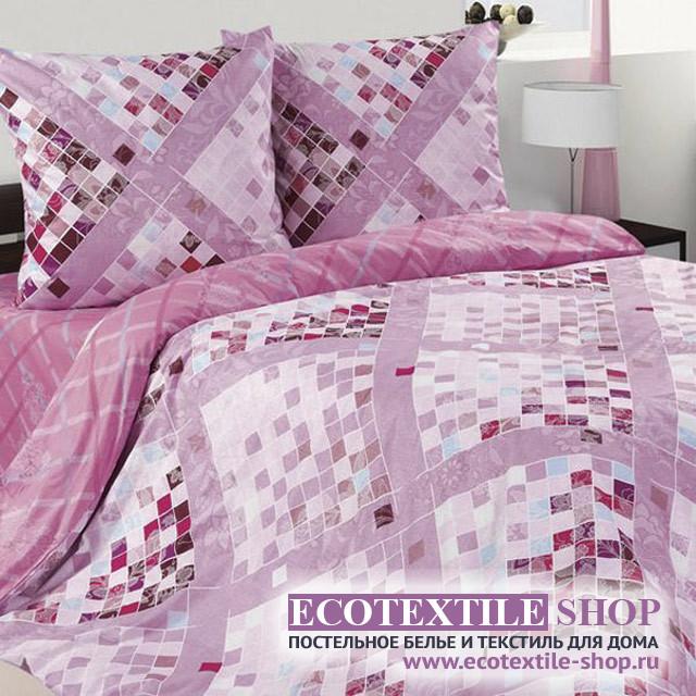 Постельное белье Ecotex Poetica Мозаика (размер 2-спальный)