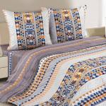 Постельное белье Ecotex Poetica Навахо (размер 2-спальный)