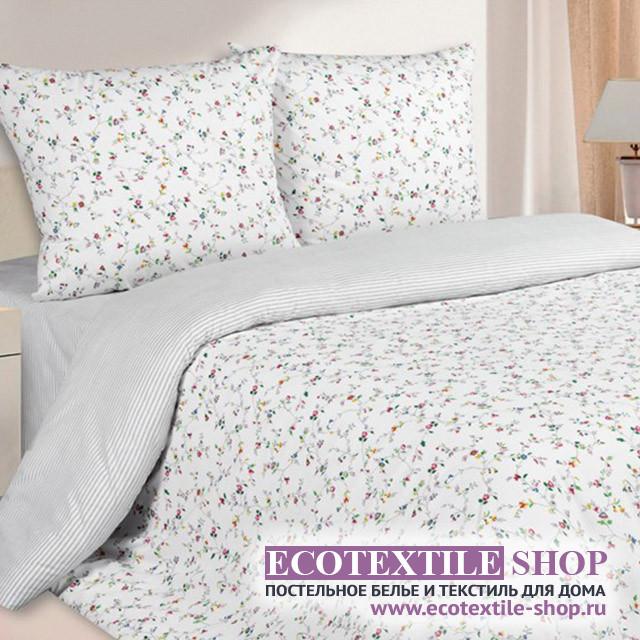Постельное белье Ecotex Poetica Очарование на резинке (размер евро)