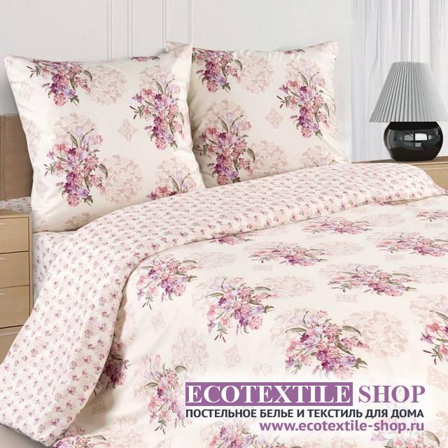 Постельное белье Ecotex Poetica Олеся (размер 1,5-спальный)