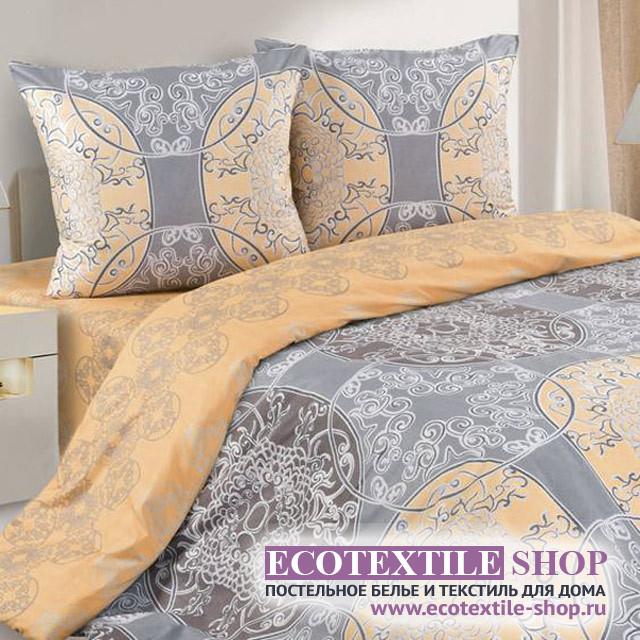Постельное белье Ecotex Poetica Осман (размер 2-спальный)