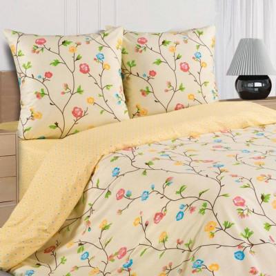 Ecotex Poetica Парижская весна на резинке (размер 2-спальный)