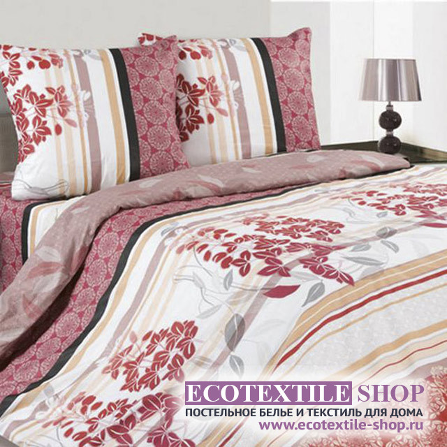 Постельное белье Ecotex Poetica Патио (размер 1,5-спальный)