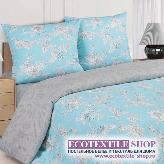 Постельное белье Ecotex Poetica Прованс (размер 1,5-спальный)