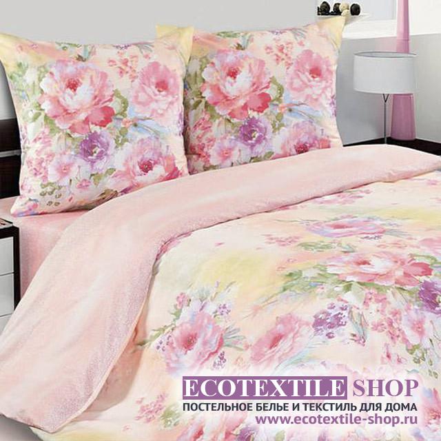 Постельное белье Ecotex Poetica Реверанс (размер 2-спальный)