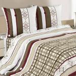 Постельное белье Ecotex Poetica Роберто на резинке (размер 2-спальный)
