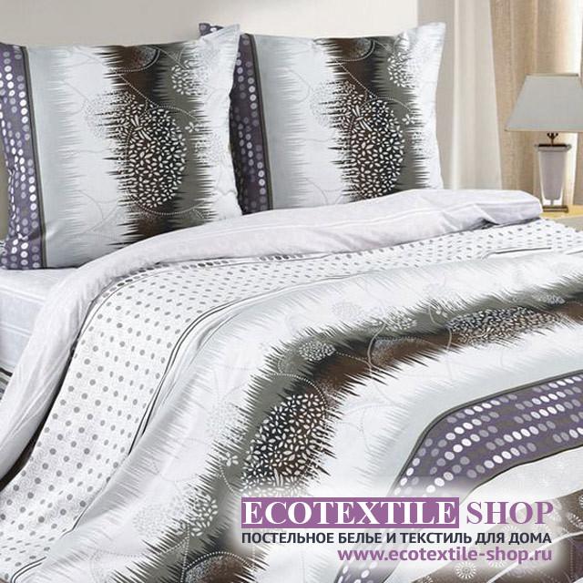 Постельное белье Ecotex Poetica Романо (размер 1,5-спальный)