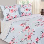 Постельное белье Ecotex Poetica Розали на резинке (размер 2-спальный)