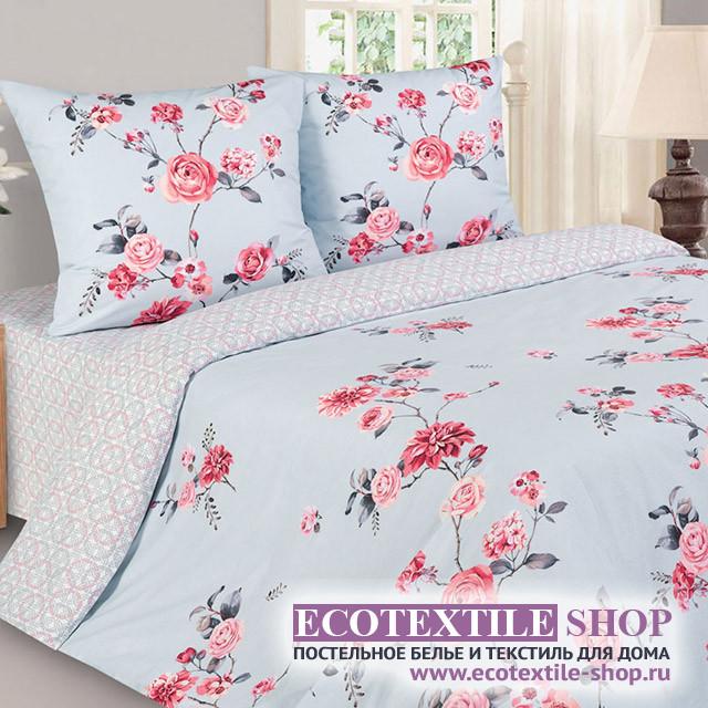 Постельное белье Ecotex Poetica Розали (размер 1,5-спальный)