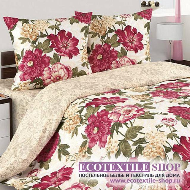 Постельное белье Ecotex Poetica Розелла (размер 1,5-спальный)