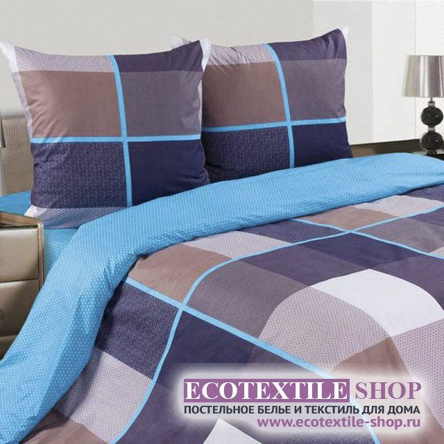 Постельное белье Ecotex Poetica Савой (размер 1,5-спальный)