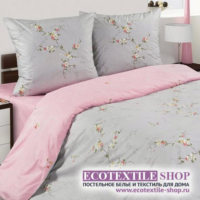 Постельное белье Ecotex Poetica Северина (размер 1,5-спальный)
