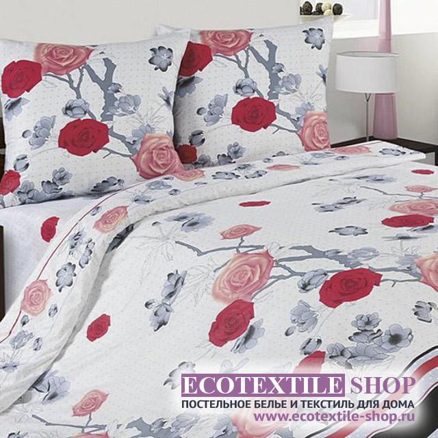 Постельное белье Ecotex Poetica Шарлотта на резинке (размер 2-спальный)