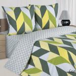 Постельное белье Ecotex Poetica Солнечное настроение (размер 2-спальный)
