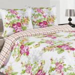 Постельное белье Ecotex Poetica Цветущий сад (размер 2-спальный)