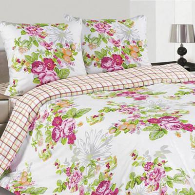 Ecotex Poetica Цветущий сад на резинке (размер 2-спальный)