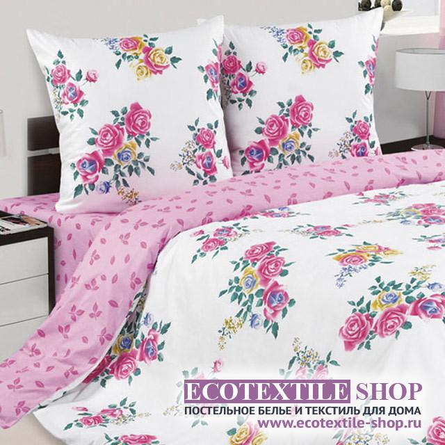 Постельное белье Ecotex Poetica Ульяна (размер 1,5-спальный)