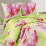 Постельное белье Ecotex Poetica Утро на резинке (размер 2-спальный)