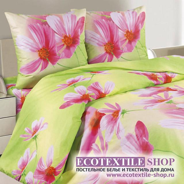 Постельное белье Ecotex Poetica Утро (размер 2-спальный)