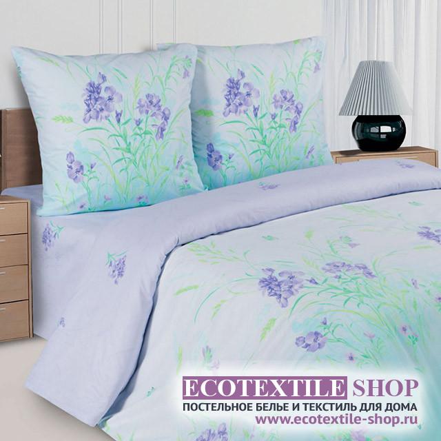 Постельное белье Ecotex Poetica Вереск (размер евро)