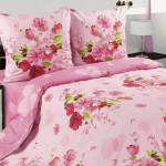 Постельное белье Ecotex Poetica Весна (размер 1,5-спальный)