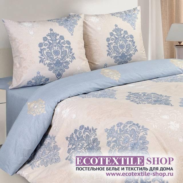 Постельное белье Ecotex Poetica Влечение (размер 1,5-спальный)