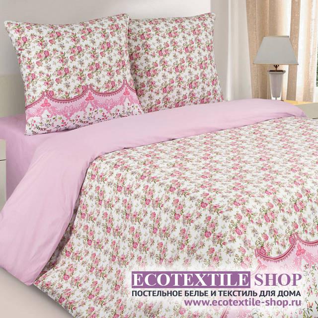 Постельное белье Ecotex Poetica Волшебный сад (размер 1,5-спальный)