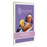 Простыня Ecotex трикотаж ментоловая на резинке (размер 140х200 см)